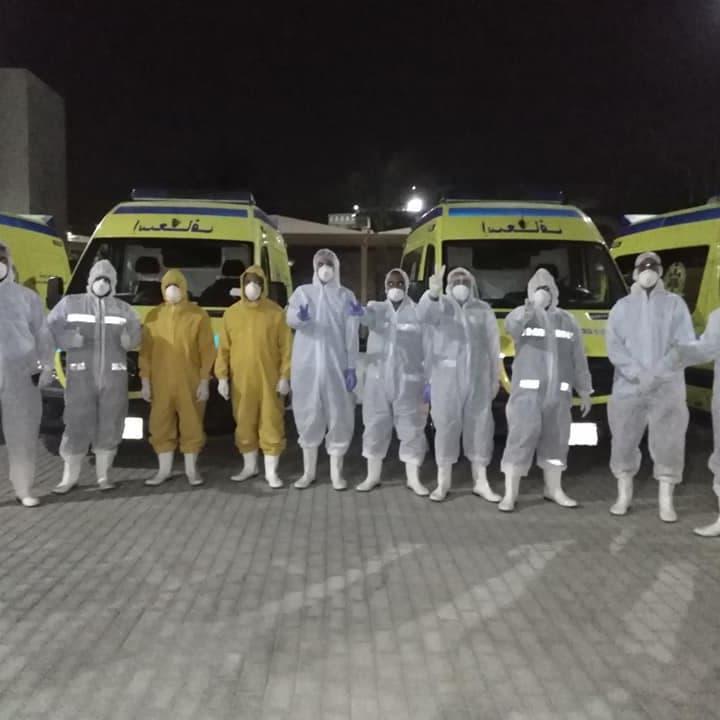 مصر تسجل 398 إصابة جديدة بكورونا و15 حالة وفاة