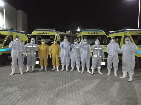 مصرتسجل 436 إصابة جديدة بكورونا و11 وفاة