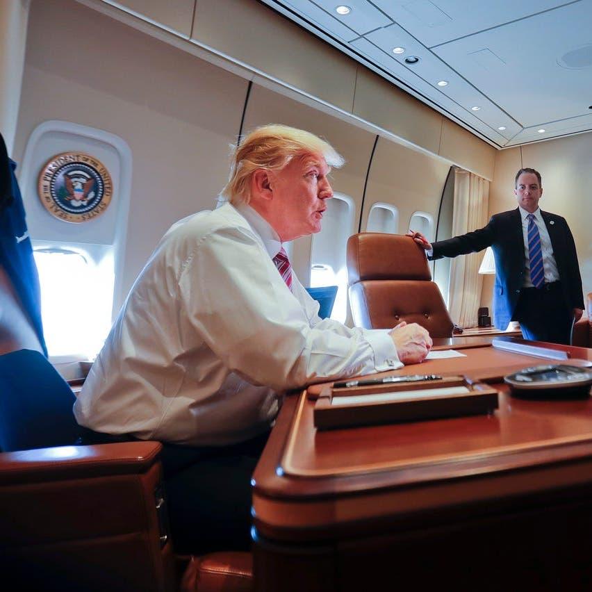 هكذا تؤثر كورونا على طائرة الرئيس الأميركي الجديدة