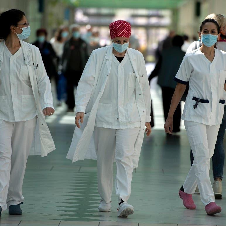 كورونا ينحسر في إيطاليا وفرنسا.. وفيات محدودة