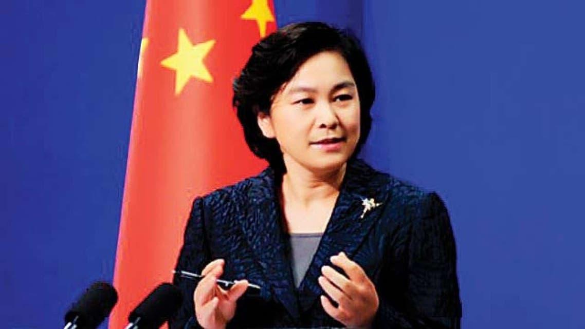 المتحدثة باسم الخارجية الصينية