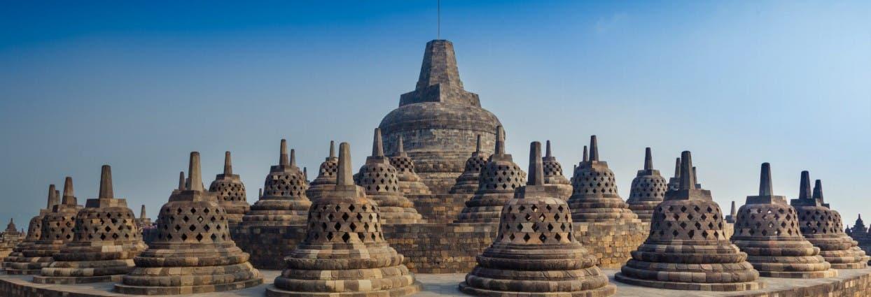 أكبر معبد بوذي في العالم