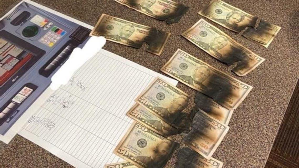 تعقيم النقود