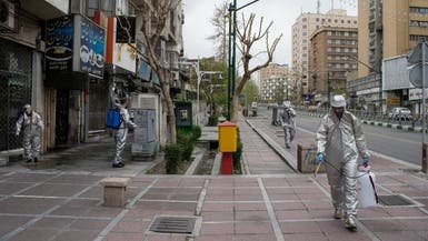 أعلى حصيلة في شهر.. إيران تسجل 2102  في يوم واحد