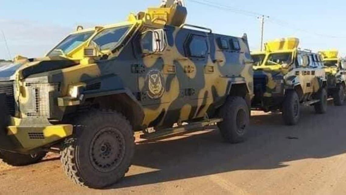 Libya force