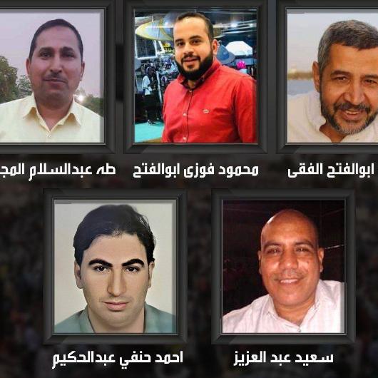 اعتقال 5 من إخوان مصر الهاربين إلى السودان