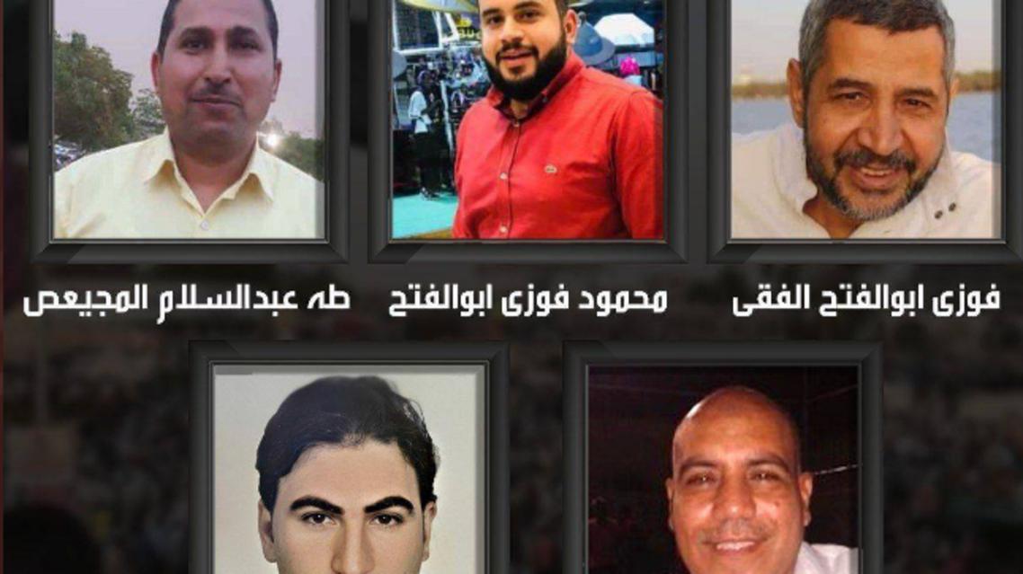 اعتقال اخوان