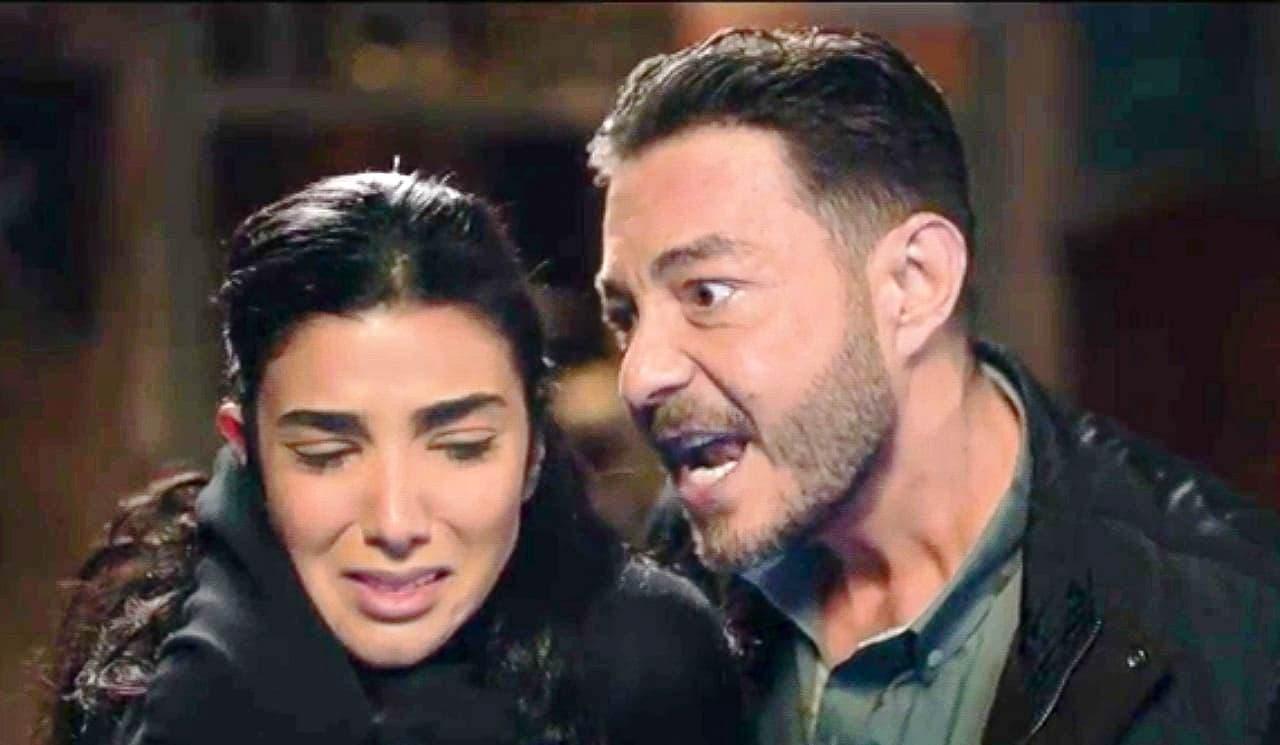 احمد زاهر في مسلسل البرنس