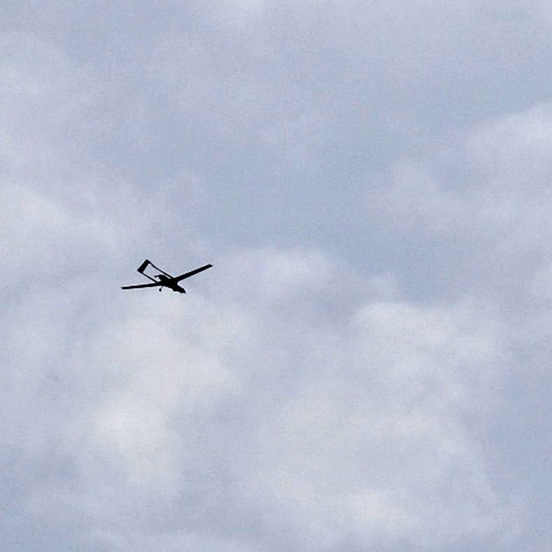 Libyan National Army downs Turkish drone west of Sirte