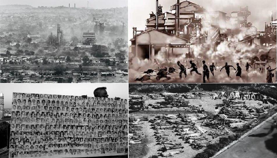 كارثة التسرب في 1984 قتلت أكثر من 22 ألفا، استنشقوا غازا شديد السمية، يقتل للحال