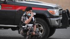 السعودية.. هكذا يتناول رجال الأمن إفطارهم خلال منع التجول