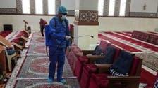 سعودی عرب: جراثیم کش اسپرے کے ذریعے مساجد کی تطہیر کا دوسرا مرحلہ مکمل