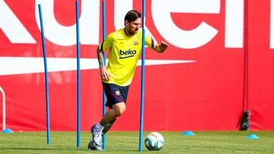 بعد غياب شهرين.. برشلونة يعود إلى التدريبات