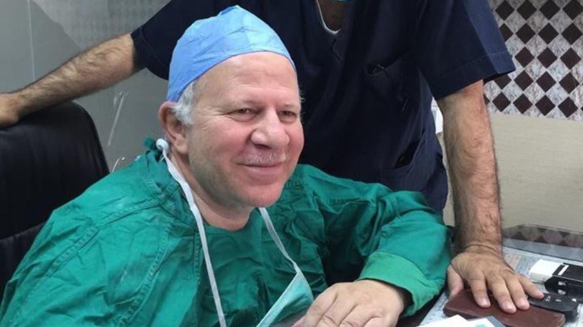 الطبيب المصري طارق حسين مخيمر