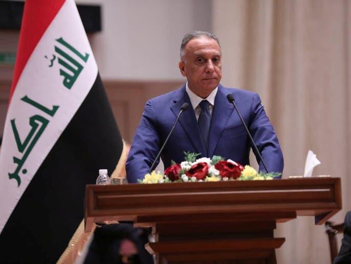 الكاظمي يفتح ملف المخطوفين في زيارة لداخلية العراق