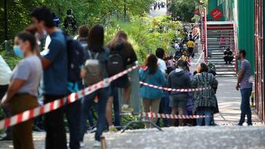 في بلد الأثرياء.. المئات ينتظرون بالطابور للحصول على طعام