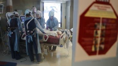 1600 وفاة جديدة بكورونا في أميركا وإصابة واحدة بالصين