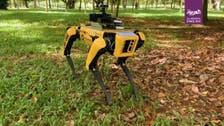 Coronavirus: Singapore unveils robot to enforce safe distancing among park-goers