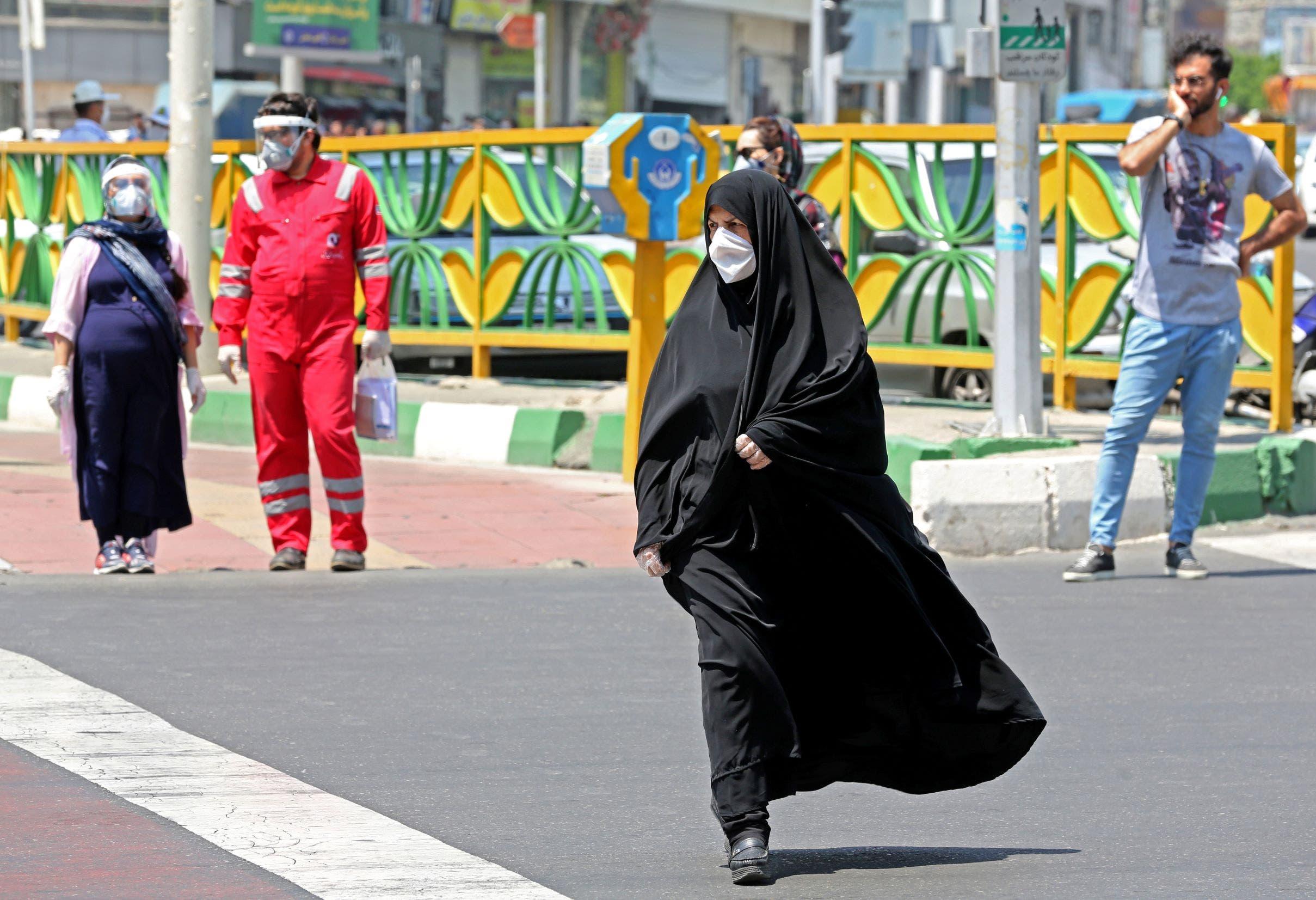 من إيران