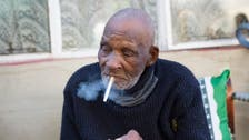 One of world's oldest men marks 116th birthday in South Africa amid coronavirus