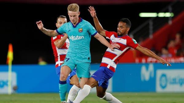 هيريرا.. ثالث لاعب يصاب بكورونا في الدوري الإسباني قبل العودة للتدريبات