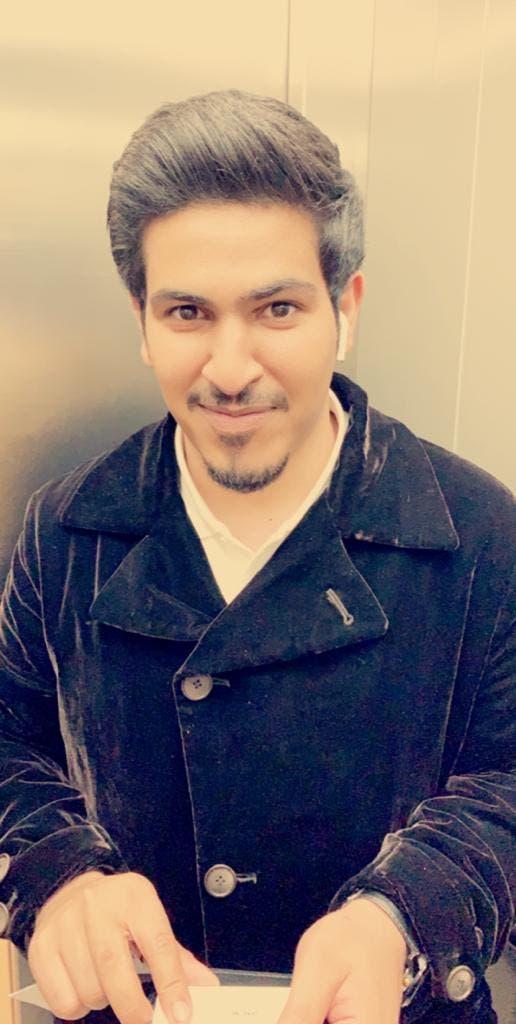 الطالب السعودي محمد خلف العتيبي