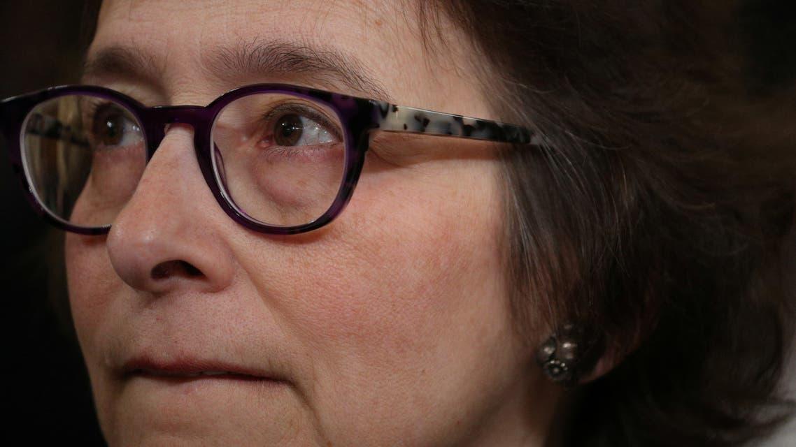 المحامية الأميركية باميلا كارلان (أرشيفية- رويترز)