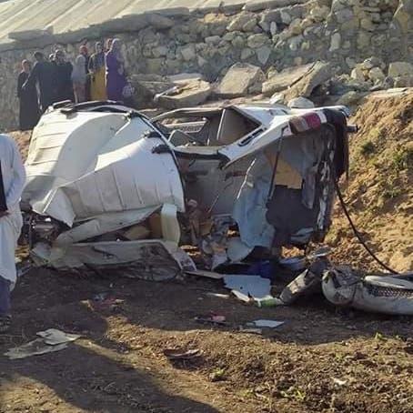 حادث مروع بمصر.. تصادم سيارة نقل بحافلة تقل عاملات
