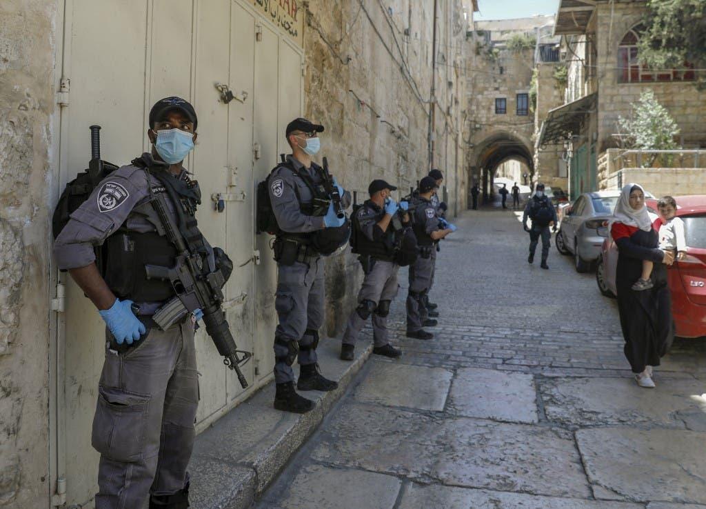 القدس - فرانس برس