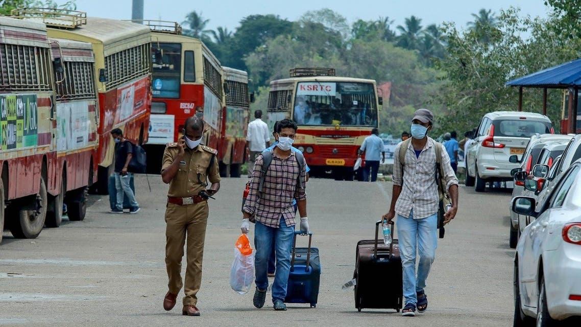 India- Kochi - AFP