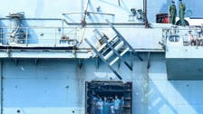 Indian navy ship brings coronavirus evacuees from Maldives