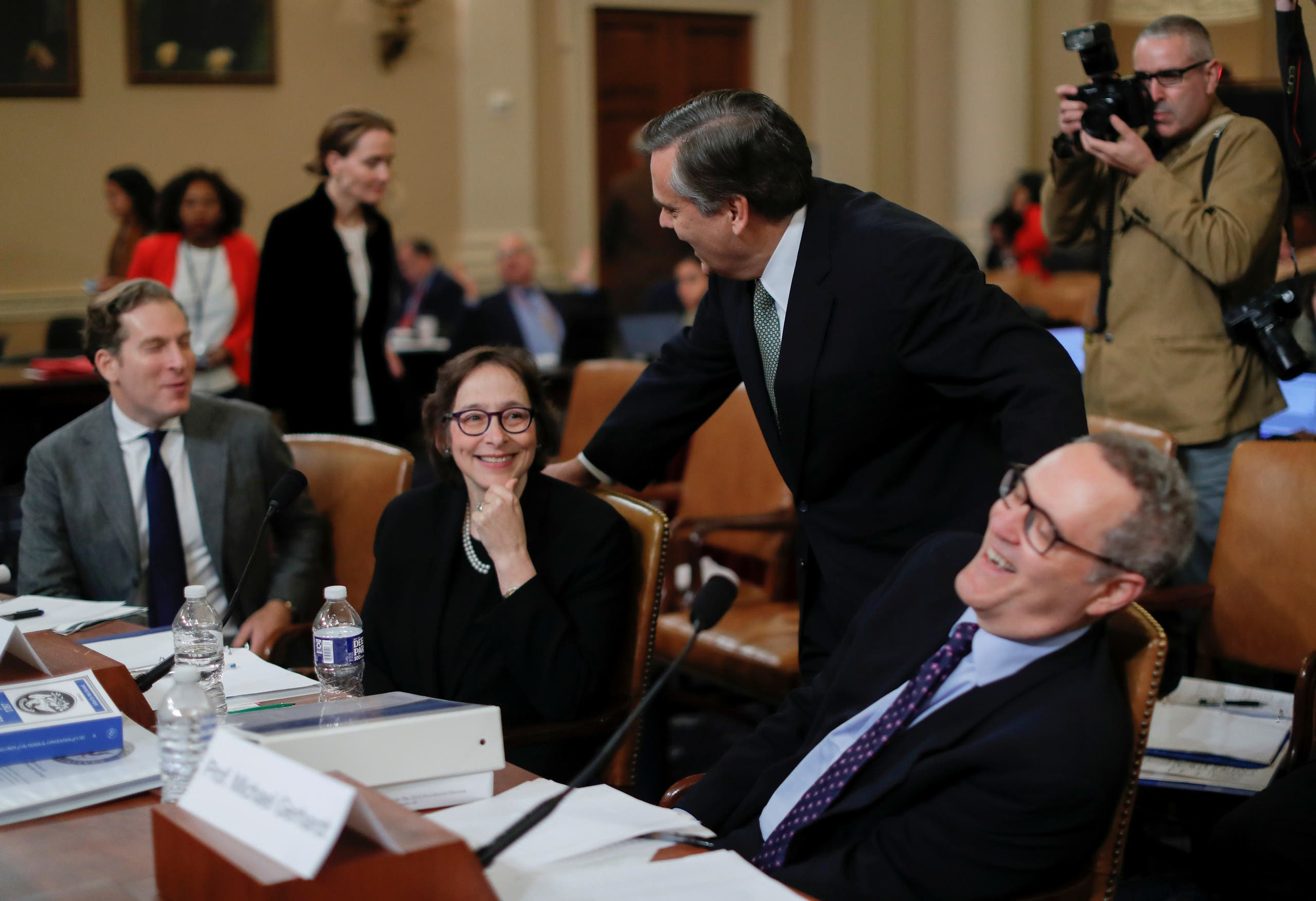 المحامية الأميركية، باميلا كارلان (أرشيفية- رويترز)