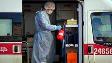 Coronavirus: 200,000 cases confirmed in Russia