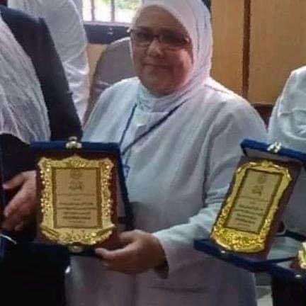 مصر تكرم ممرضة توفيت بكورونا.. إطلاق اسمها على مدرسة