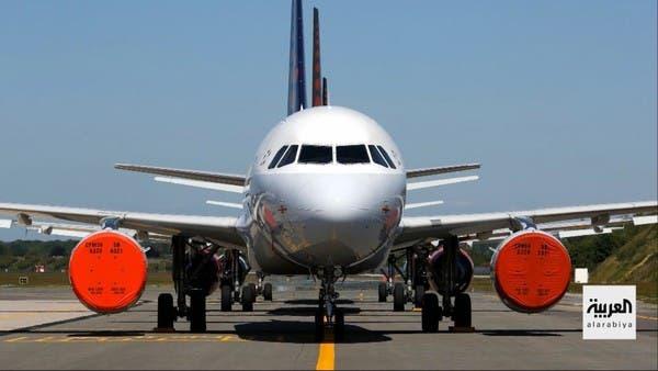 شركات الطيران مازالت تعاني.. استردت 8% من مستويات عام 2019
