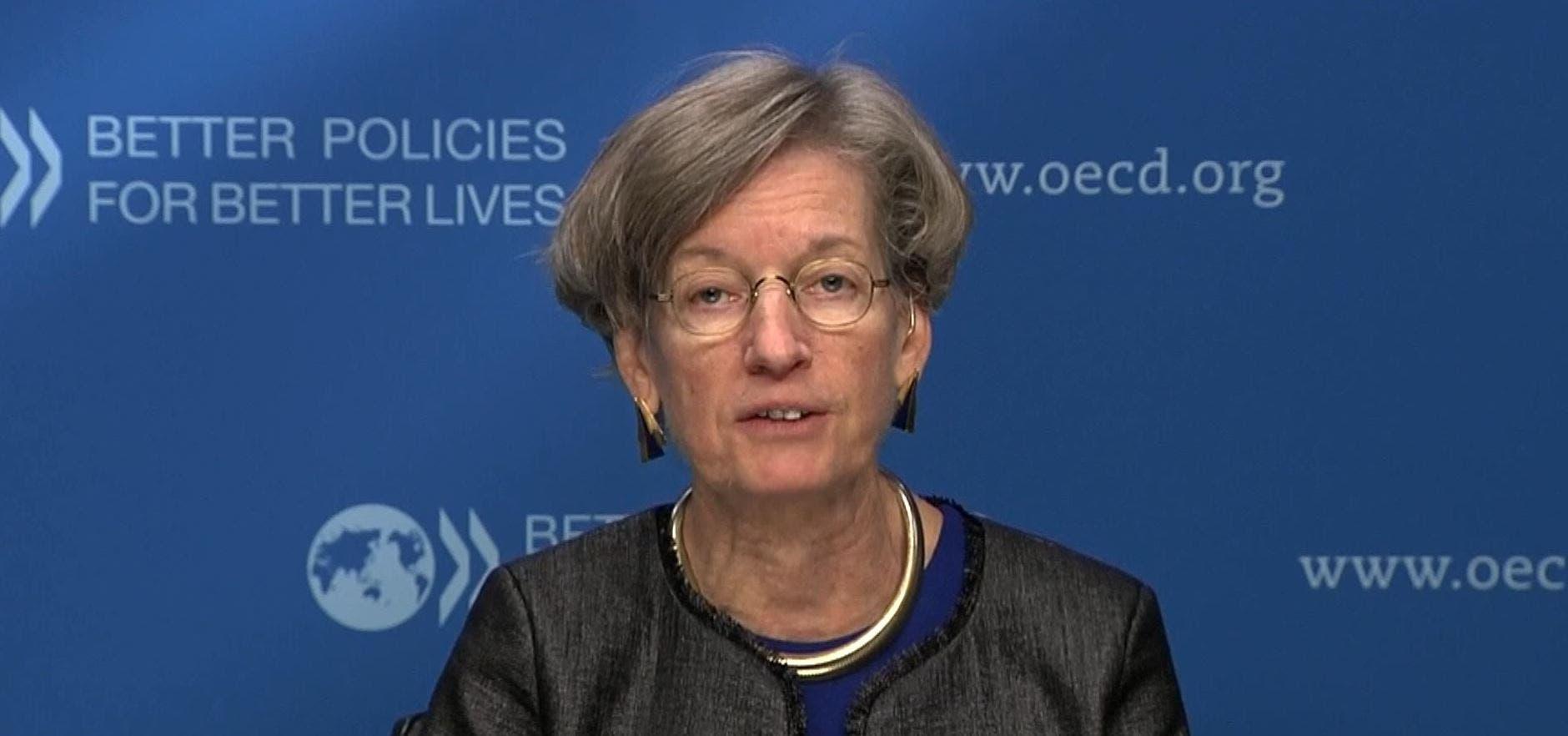 كاثرين مان، كبيرة الاقتصاديين في سيتي غروب العالمية