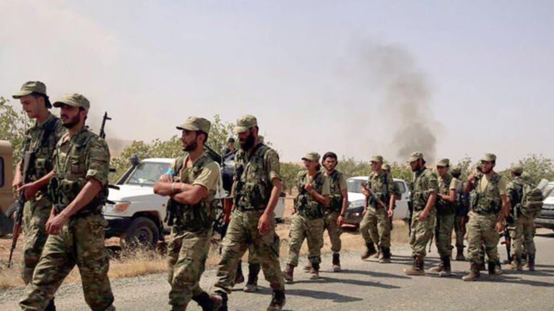 مرتزقة سوريين في ليبيا