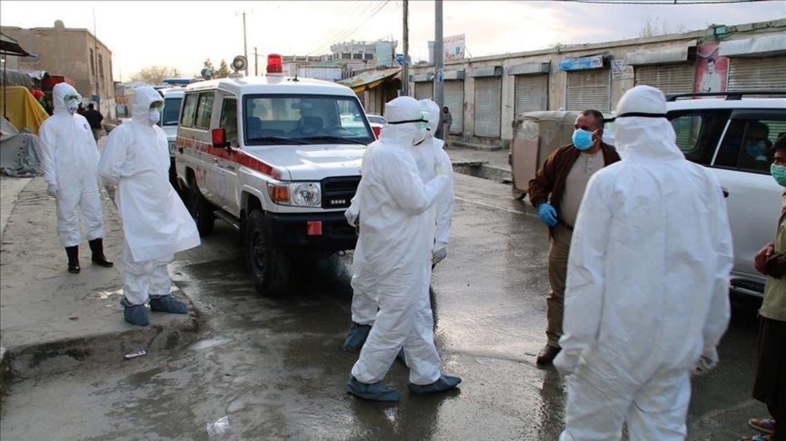کرونا در افغانستان؛ شمار مبتلایان به 4687 قربانیان به 122 و بهبودیافتگان به 574 نفر رسید