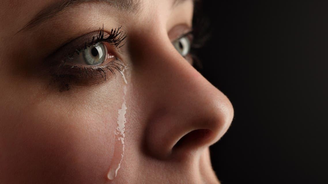 دموع - تعبيرية