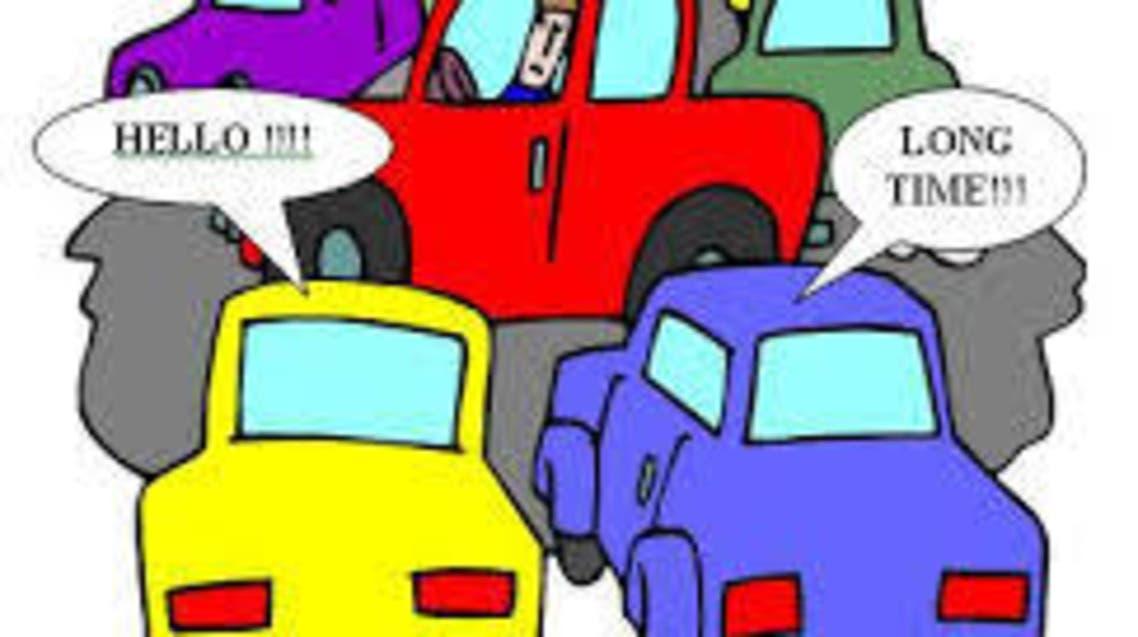 سيارات تتكلم
