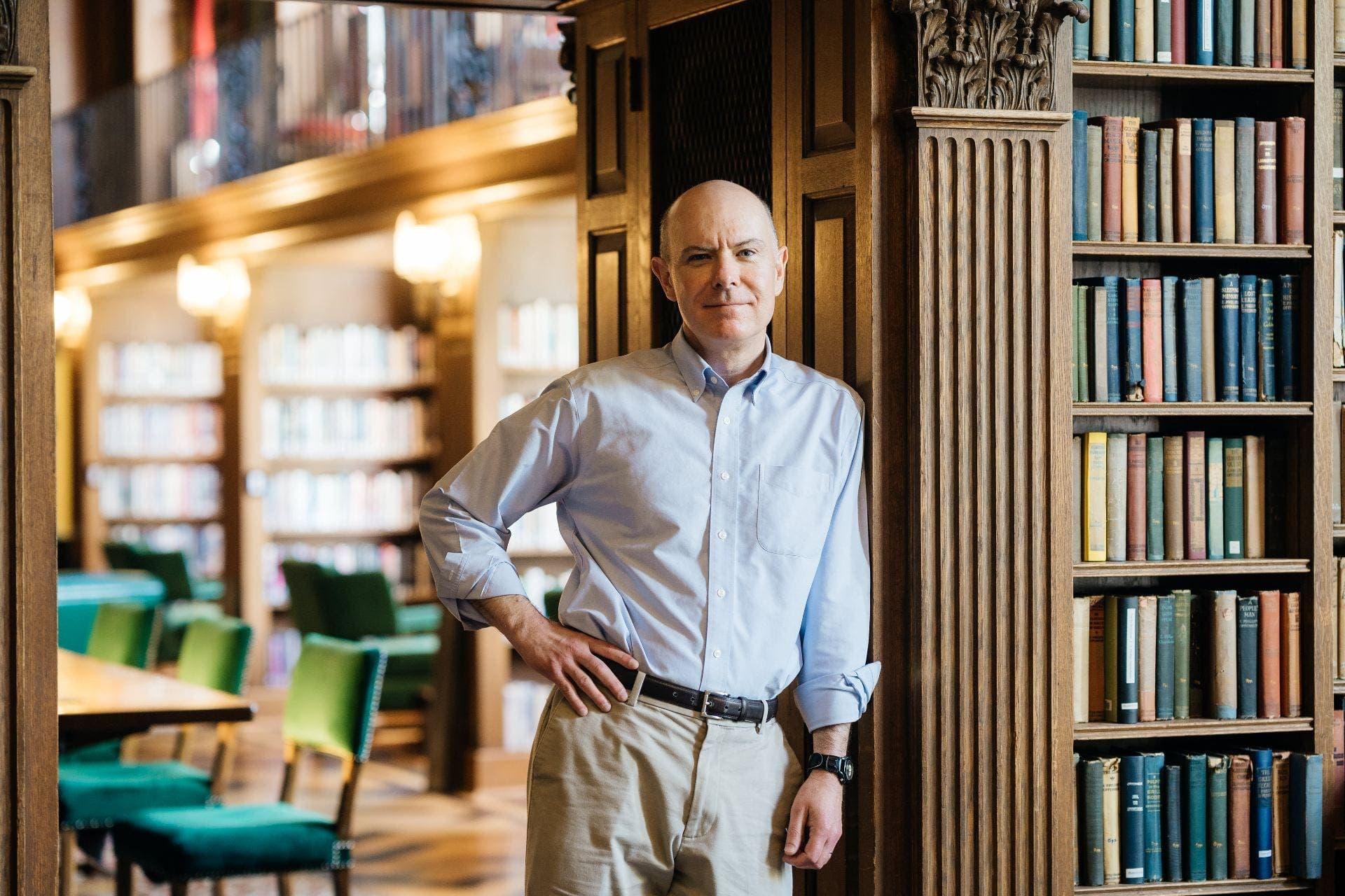 دوجلاس إيروين، الأستاذ في كلية دارتموث