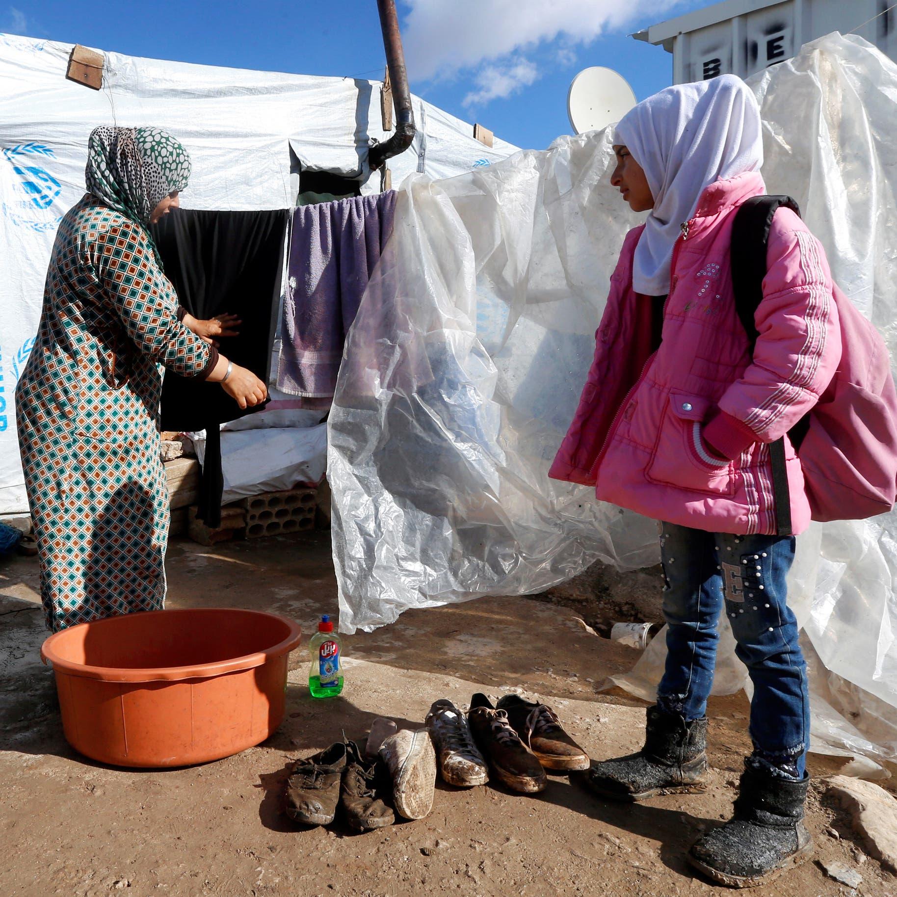 بطالة وجوع.. الوباء يفاقم معاناة لاجئي سوريا