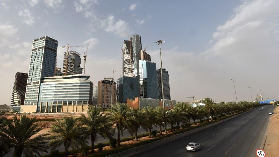 مدينة الرياض - فرانس برس