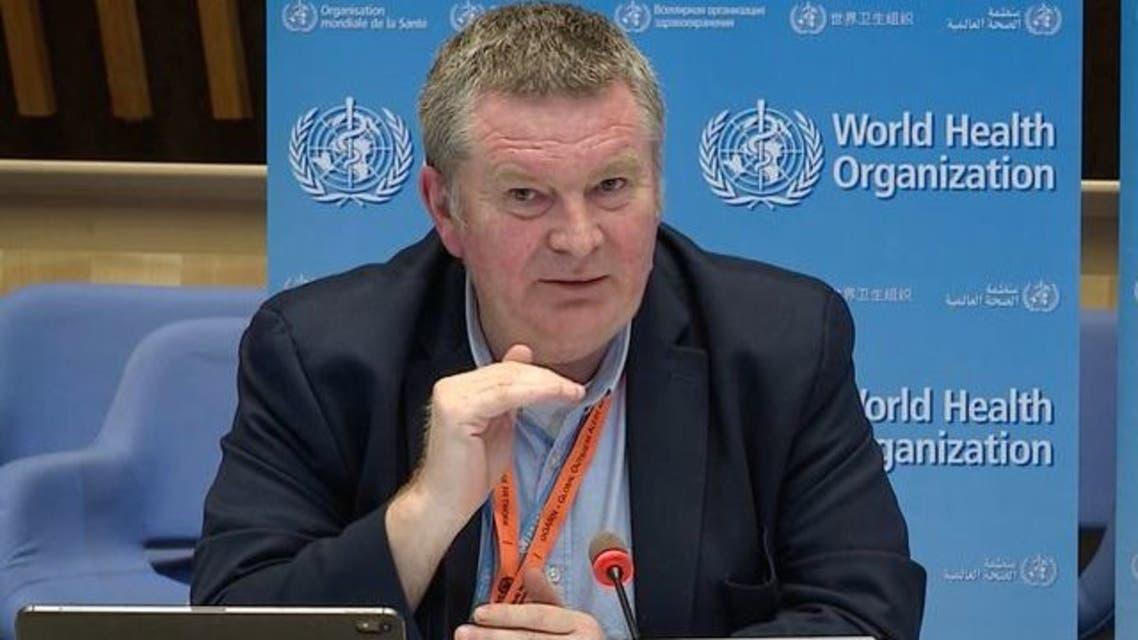 المدير التنفيذي لبرنامج الطوارئ الصحية لمنظمة الصحة العالمية، الدكتور