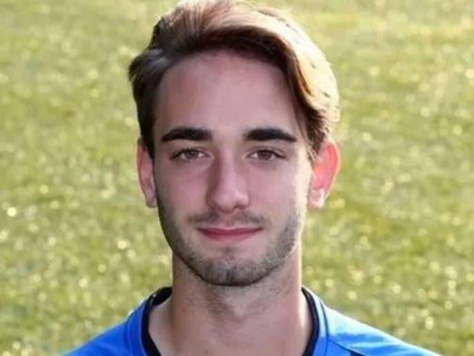 بازیکن 19 ساله فوتبال ایتالیا در تمرین خانگی جان باخت