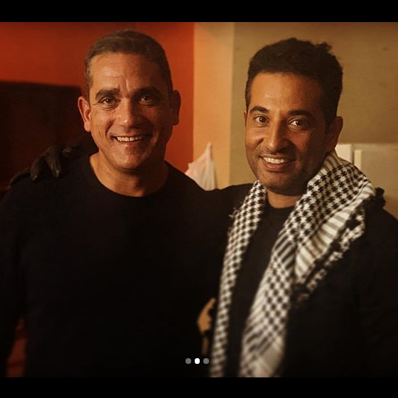 """عمرو سعد للعربية.نت: مشاركتي بمسلسل """"الاختيار"""" واجب وطني"""