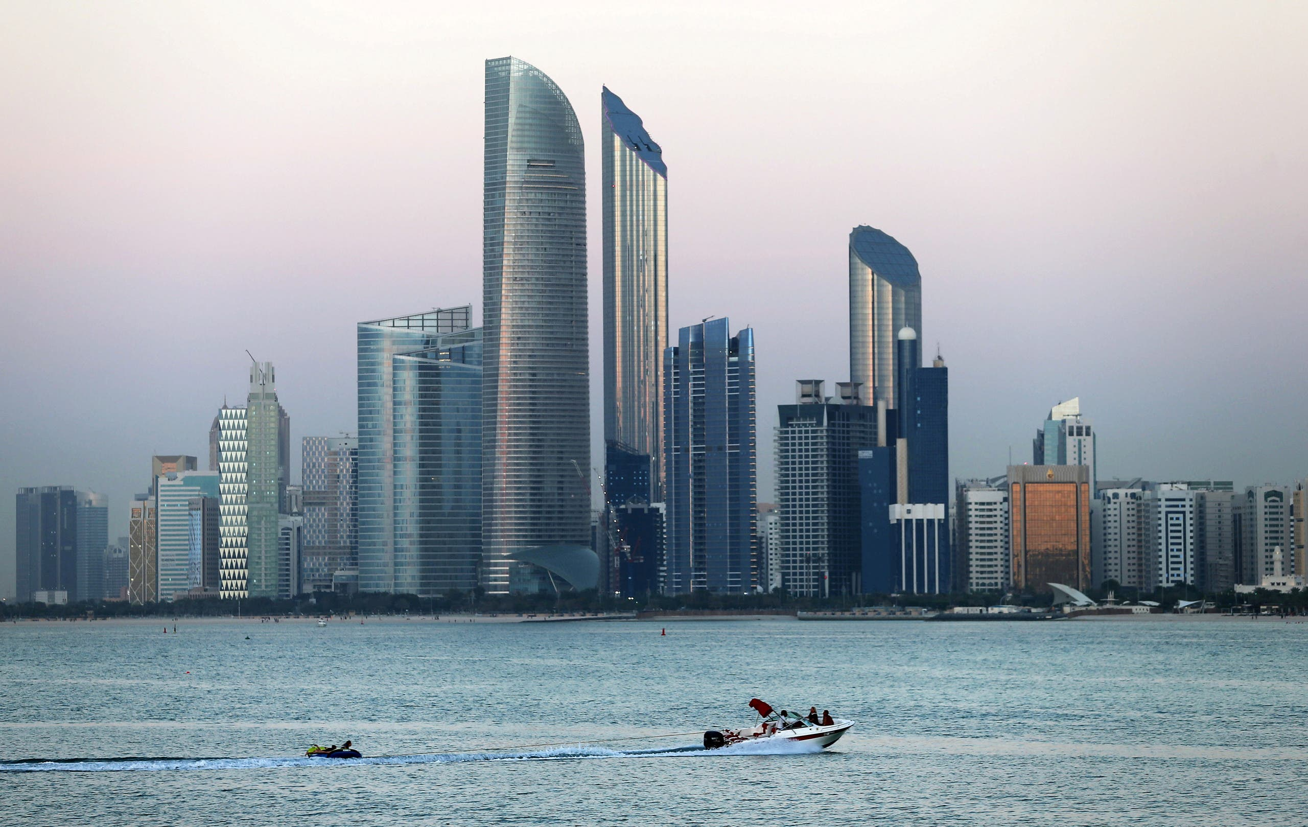 A general view of Abu Dhabi, United Arab Emirates. (File Photo: Reuters)