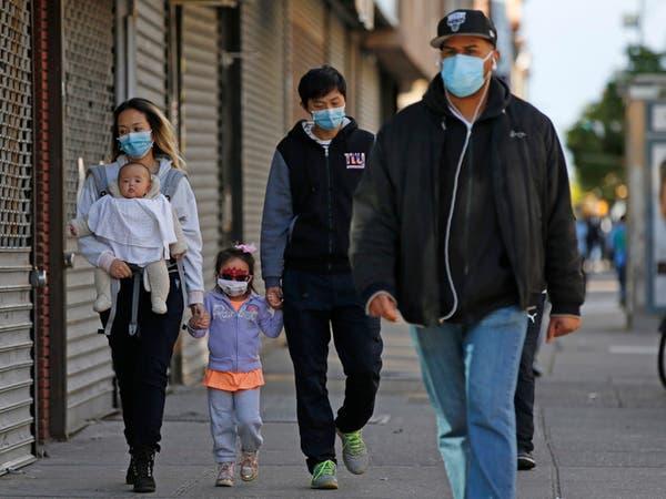 أقل من 900 وفاة بكورونا في أميركا.. وإصابة وحيدة بالصين