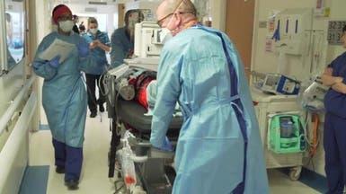 20 % من مرضى كورونا ببريطانيا التقطوا الفيروس من المستشفى