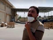 نظرات الارتياب تلاحق عراقي تعافى من كورونا